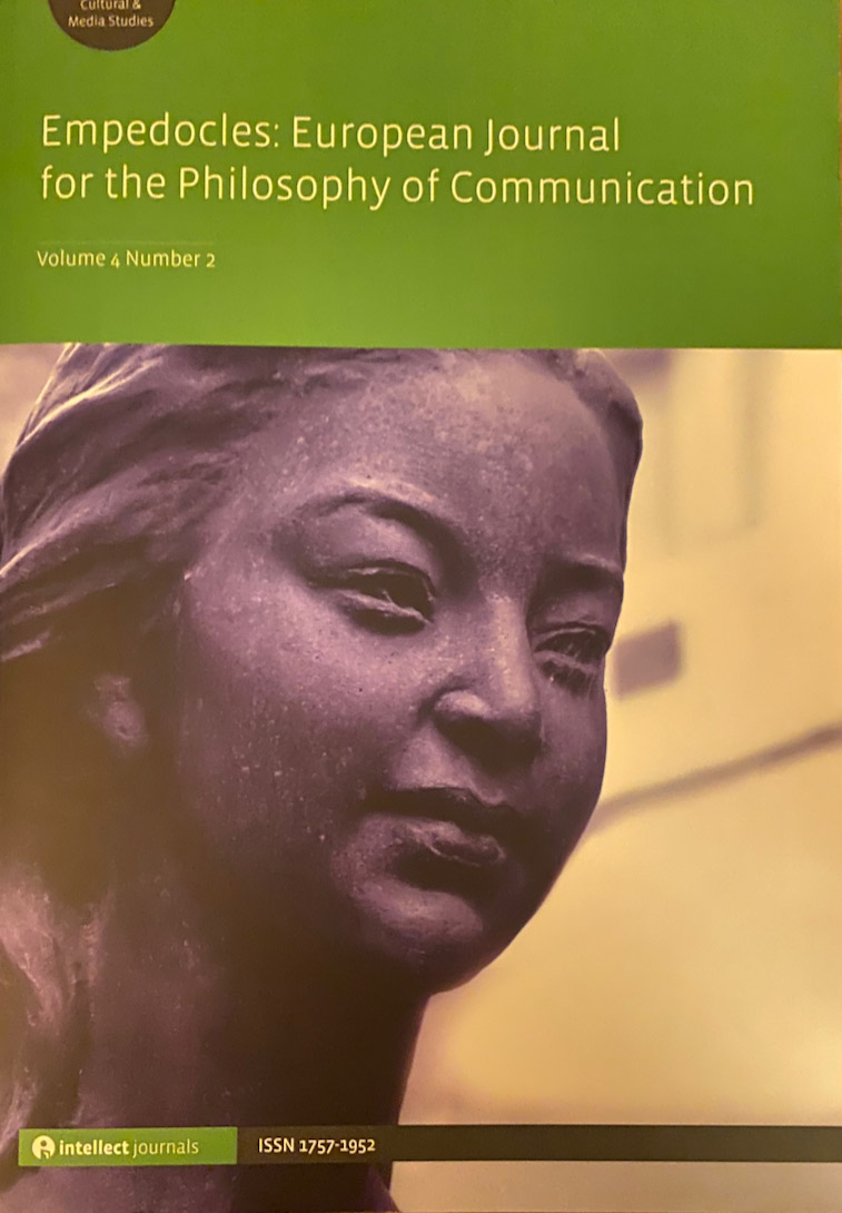 Orientation for communication: embodiment and the language of dance