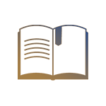 icon of bookmarked page (for chapters page)