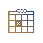 calendar icon (for events page)